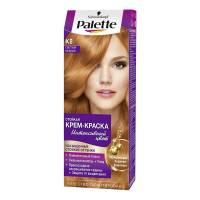 Стойкая крем-краска для волос K8 Светлый медный