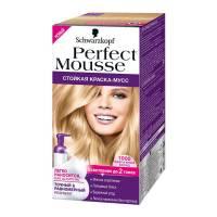 Краска-мусс для волос Perfect Mousse 1000 Жемчужный блонд