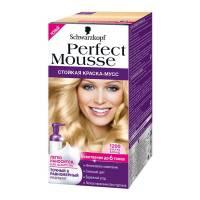 Краска-мусс для волос Perfect Mousse 1200 Ультра блонд