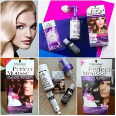 Краска-мусс для волос «Schwarzkopf Perfect Mousse»