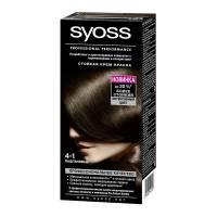 Краска для волос Syoss Color 4-1 Каштановый