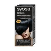Краска для волос Syoss Color 1-4 Иссиня-чёрный
