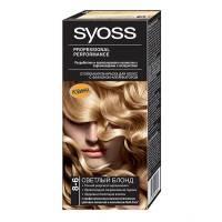 Краска для волос Syoss Color 8-6 Светлый Блонд