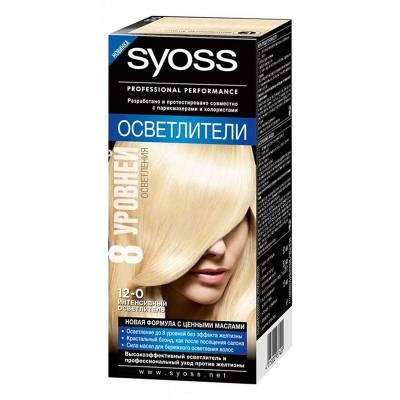 Интенсивный осветлитель Syoss 12-0