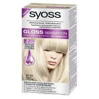 Краска для волос Syoss Gloss Sensation 10-51 Белый шоколад