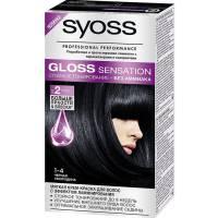 Краска для волос Syoss Gloss Sensation 1-4 Черная смородина