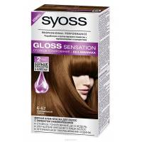Краска для волос Syoss Gloss Sensation 6-67 Карамельный сироп