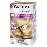 Краска для волос Syoss Gloss Sensation 9-6 Ванильный латте
