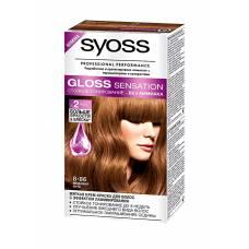 Краска для волос Syoss Gloss Sensation 8-86 Медовая нуга