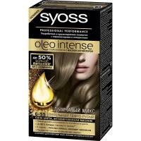 Краска для волос Syoss Oleo Intense 6-55 Пепельный темно-русый
