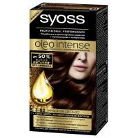Краска для волос Syoss Oleo Intense 3-82 Красное дерево