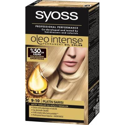 Краска для волос Syoss Oleo Intense 9-60 Песочный блонд