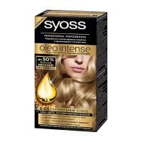 Краска для волос Syoss Oleo Intense 8-05 Натуральный блонд