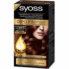 Краска для волос Syoss Oleo Intense 5-28 Горячий шоколад
