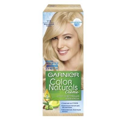 Краска для волос Color Naturals 112 Кристально жемчужный блонд