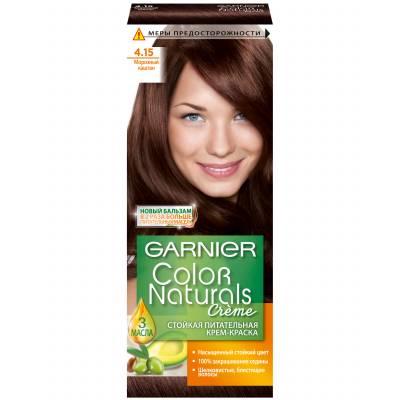 Краска для волос Color Naturals 4.15 Морозный каштан