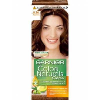 Краска для волос Color Naturals 6.34 Карамель