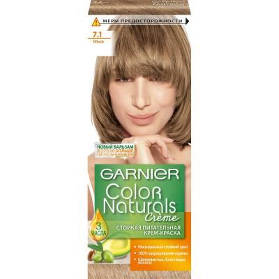 Краска для волос Color Naturals 7.1 Ольха