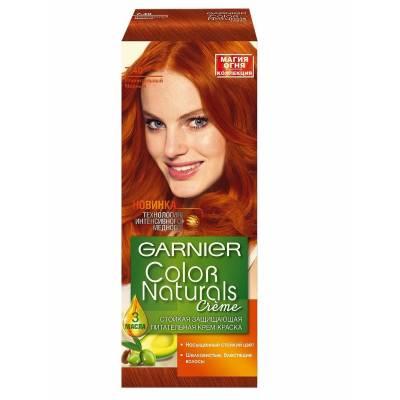 Краска для волос Color Naturals 7.40 Пленительный медный