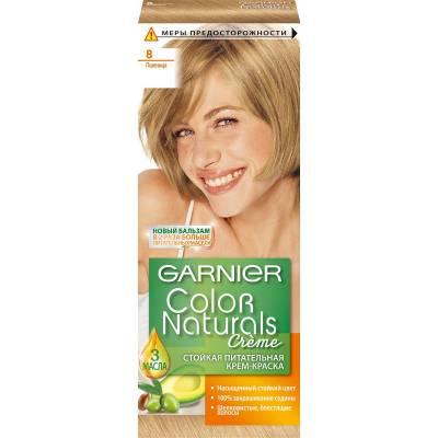 Краска для волос Color Naturals 8 Пшеница