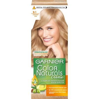 Краска для волос Color Naturals 9.1 Солнечный пляж
