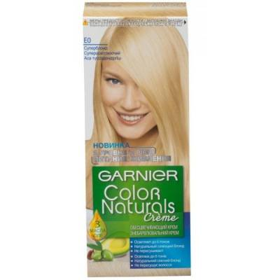 Краска для волос Color Naturals E0 Суперосветляющий